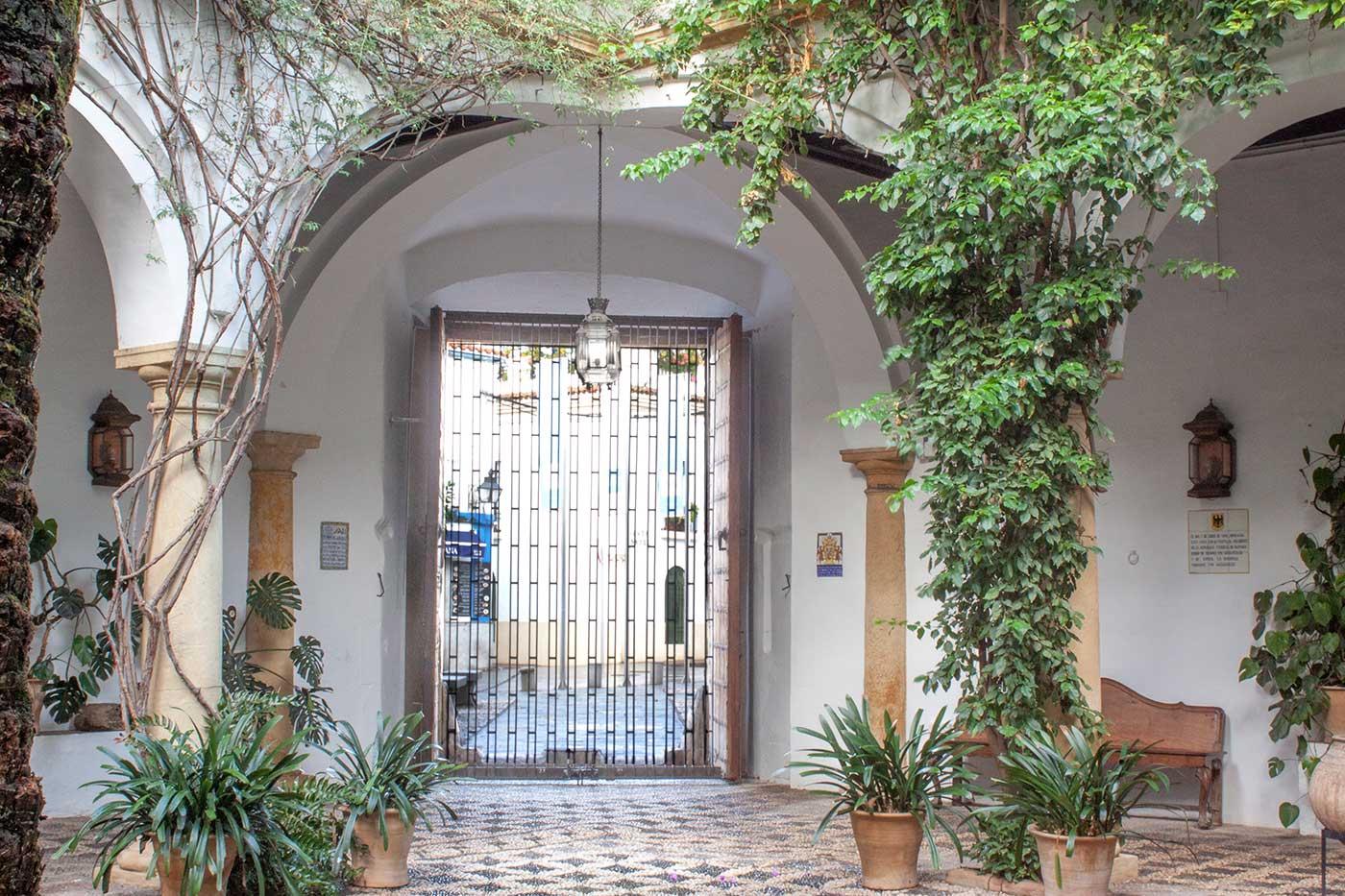 La restauración del Palacio de Viana, XV Premio Félix Hernández de Arquitectura
