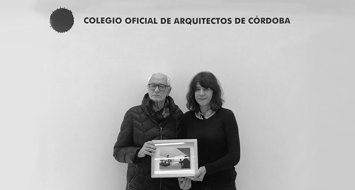"Asamblea de ""Amigos de Medina Azahara"" en Colegio de Arquitectos de Córdoba"