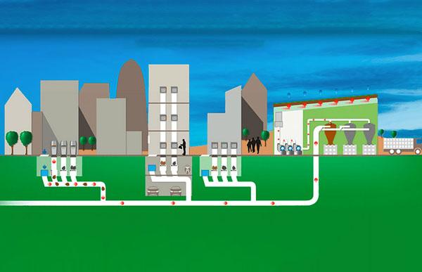 20 Millones de euros invertidos en la Red de Recogida Neumática de Residuos en la ciudad de Córdoba